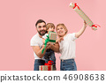 family, father, child 46908638