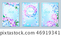 Spring collection backgrounds 46919341