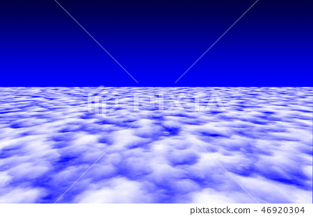 Background of clouds 46920304
