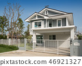 New house for sale or rent. 46921327