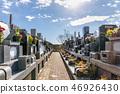 묘지의 무덤 46926430