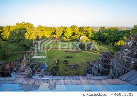 view of Phnom Bakheng temple 46931603