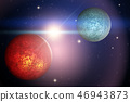 space, astronomy, planet 46943873