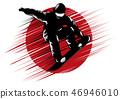 snowboard, sport, snowboarder 46946010