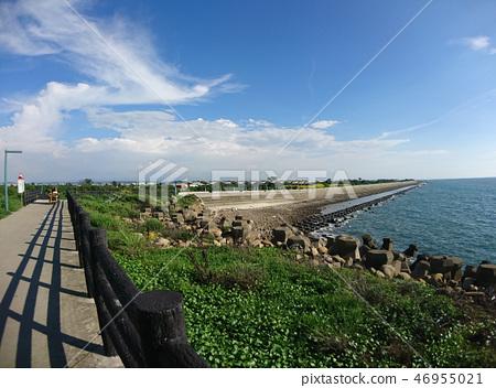 南寮漁港17公里海岸線 46955021