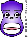 紫色 紫 46957558