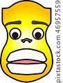 黃色 黃 46957559