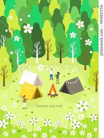 我們去露營吧 46960356