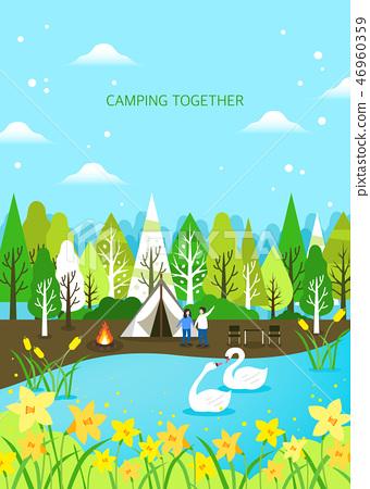 我們去露營吧 46960359