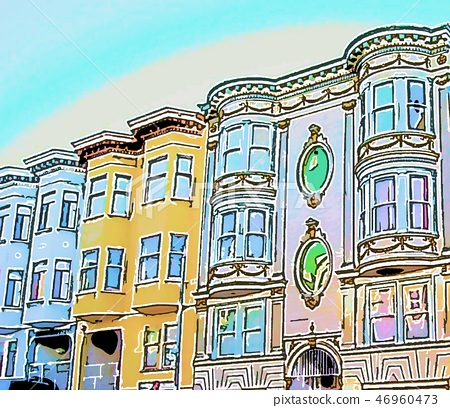 Streets of San Francisco 46960473