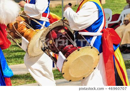 韓國傳統樂器 46960707