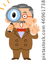 magnifying,glass,magnifier 46961738