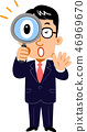 magnifying,glass,magnifier 46969670
