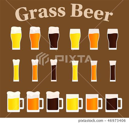 Grass beer 46973406