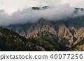 ภูเขา,สันเขา,เมฆ 46977256