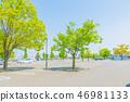 공원 주차장의 이미지 46981133
