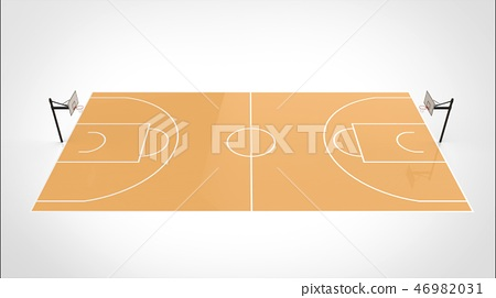 篮球场 46982031