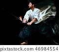 Sword, Man, People 46984554