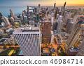 芝加哥 城市 地平线 46984714