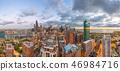 芝加哥 城市 地平线 46984716
