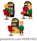 機器 賭博 賭場 46987482