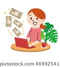 賺錢 46992541
