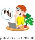 투자 하강 차트 46992601