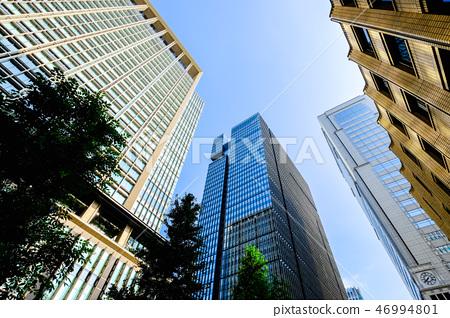 고층 빌딩 (마루 노우치 · 오 테마 치) 46994801