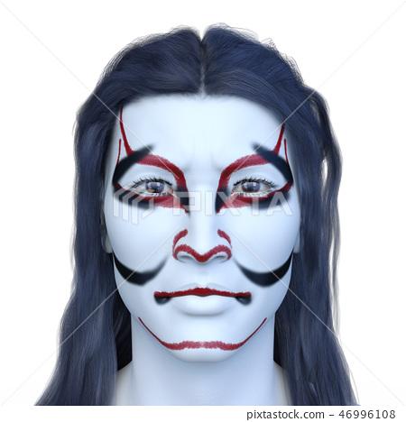Kabuki actor 46996108