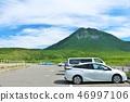 홋카이도 시레토코 라우스 다케와 시레토코 고개 주차장 46997106