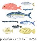 바다 생물 생선 가게 47000256