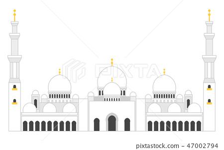 Sheikh Zayed Mosque / Sheikh Zayed Mosque 47002794