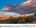 Acropolis Hill and Parthenon in Athens, Greece 47005235