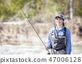 ผู้หญิงตกปลา 47006128