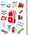Disaster-prevention set 47007590