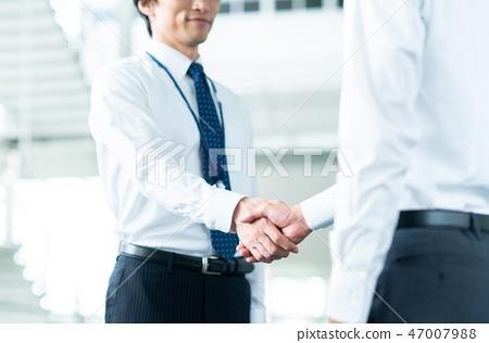 Handshake 47007988