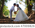 คู่,งานแต่งงาน,ทักซิโด 47009826