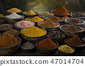 Spices, color, powder 47014704