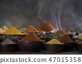 Spices, color, powder 47015358