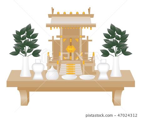A shrine 47024312
