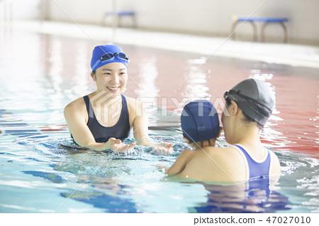 수영 교실 47027010