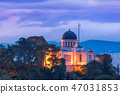 Church of St Marina in Thissio in Athens, Greece 47031853