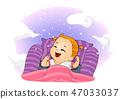 孩子 幼儿 女孩 47033037