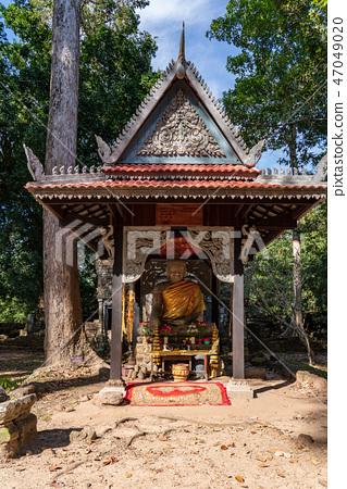 [世界遺產]吳哥考古遺址吳哥城Prea Palilai 47049020