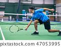 打網球的人 47053995