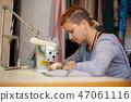 tailor sewing dressmaker 47061116