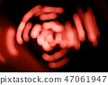 Abstract bokeh background. 47061947