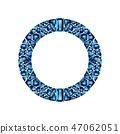 寶石 石頭 藍寶石 47062051