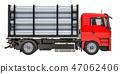 卡车 三维 立体 47062406