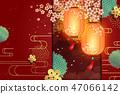 燈籠 東方 東方文化 47066142